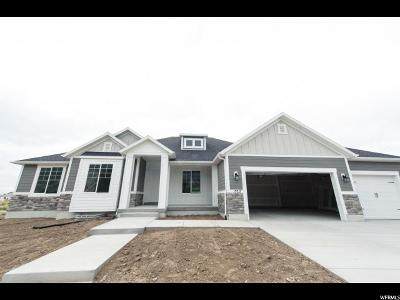Mapleton Single Family Home For Sale: 1522 S 1450 W #3