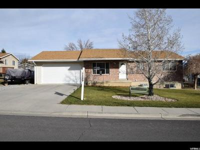 Payson Single Family Home For Sale: 631 E 400 N