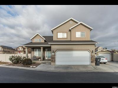Saratoga Springs Single Family Home For Sale: 1986 N Trellis Pl