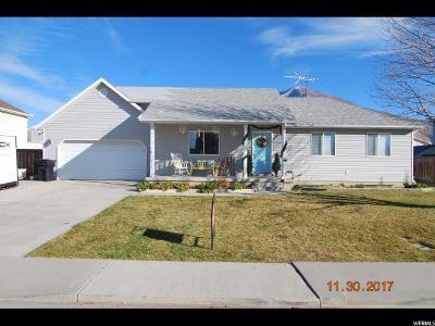 Spanish Fork Single Family Home For Sale: 1307 S 2640 E