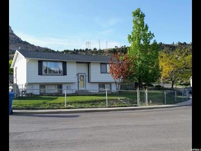 Helper UT Single Family Home For Sale: $155,000