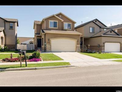 Lehi Single Family Home For Sale: 1895 W Pointe Meadow Loop N