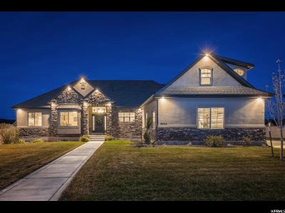 Saratoga Springs Single Family Home For Sale: 3846 S Beacon Dr