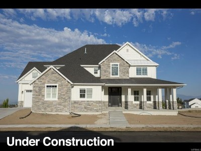 Lehi Single Family Home For Sale: 637 N 1450 W #90