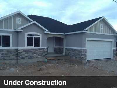 Orem Single Family Home For Sale: 432 N 600 W