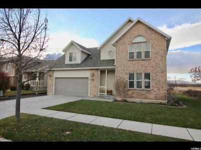 Logan Single Family Home For Sale: 694 S Trail Cir W