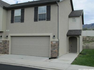 Spanish Fork Townhouse For Sale: 1212 N Firefly Dr E