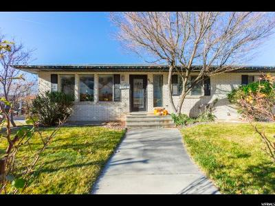 Provo Single Family Home For Sale: 4115 N Foothill