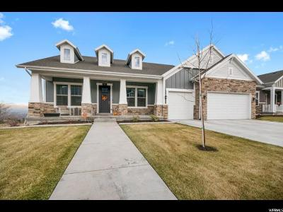 Draper Single Family Home For Sale: 997 E Deer Heights Ct