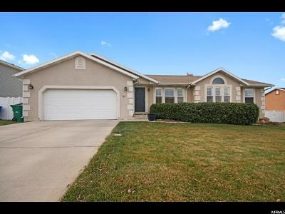 Lehi Single Family Home For Sale: 751 W 2400 N