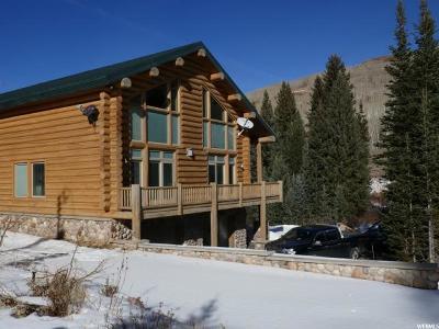 Salt Lake City Single Family Home For Sale: 7102 Steller Jay Way S