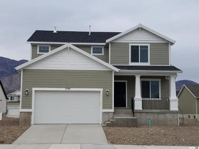 Provo Single Family Home For Sale: 1799 S 680 St W #217