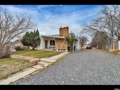 Provo Single Family Home For Sale: 1199 Ash Ave