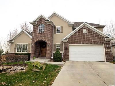 Holladay Single Family Home For Sale: 1891 E Holladay View Pl