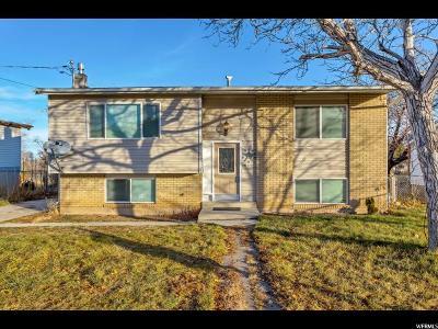 Tooele UT Single Family Home For Sale: $203,000