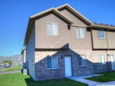 Tremonton Townhouse For Sale: 845 W 350 N