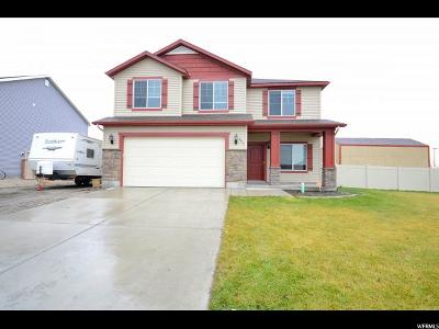 Brigham City Single Family Home For Sale: 697 W 1050 N