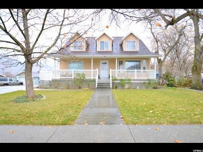 Brigham City Single Family Home For Sale: 152 N 300 W
