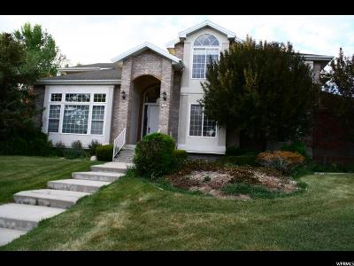 South Jordan Single Family Home For Sale: 1146 Jordan River Dr.