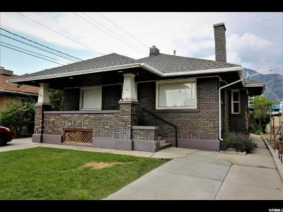 Provo Multi Family Home For Sale: 142 N 500 W