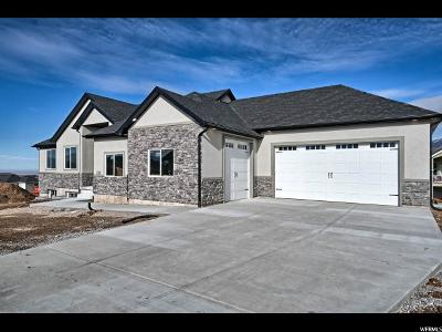 Tooele Single Family Home For Sale: 1261 E Upland Dr