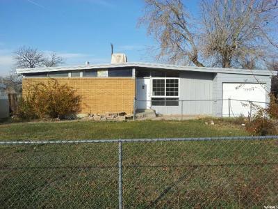 Sandy Single Family Home For Sale: 387 E Arlo Ave