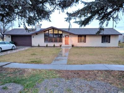 Payson Single Family Home For Sale: 4736 W 10000 S