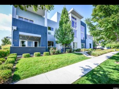 South Jordan Condo For Sale: 10398 S Clarks Hill Dr S #101