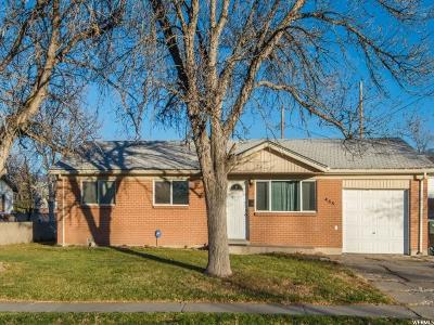 Tooele Single Family Home For Sale: 455 S 525 W