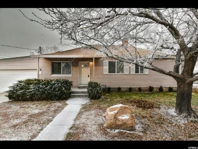 Grantsville Single Family Home For Sale: 304 W Main St W