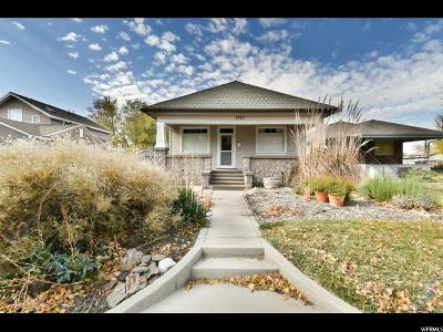 Salt Lake City UT Single Family Home For Sale: $299,000