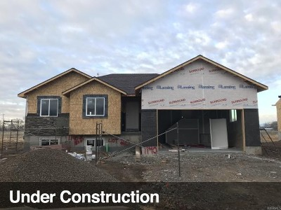 Tremonton Single Family Home For Sale: 1140 S 150 W