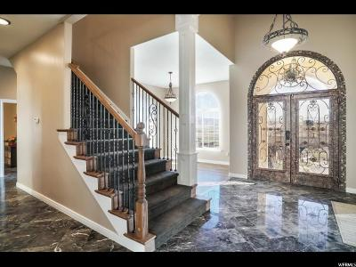 Wellsville Single Family Home For Sale: 345 W Pine Crest Cir