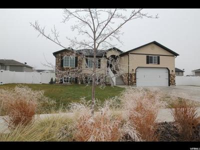 Nibley Single Family Home For Sale: 1130 W 2640 S