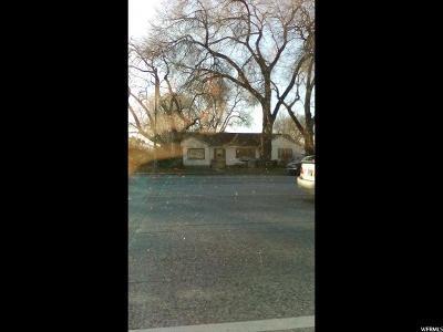 Salt Lake City Residential Lots & Land For Sale: 261 N Redwood Rd