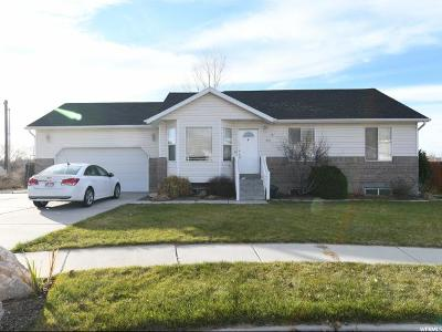 Brigham City Single Family Home For Sale: 860 W 730 S
