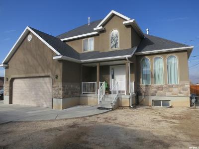 Spanish Fork Single Family Home For Sale: 536 N 500 E