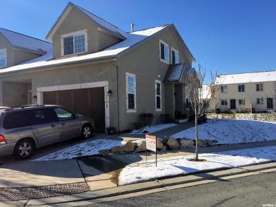 Spanish Fork Townhouse For Sale: 1124 S 2910 E