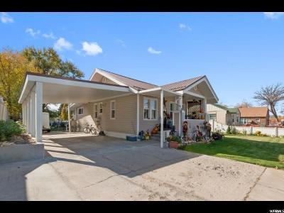 Spanish Fork Single Family Home For Sale: 146 E 400 N