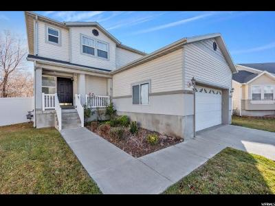 West Valley City Single Family Home For Sale: 1505 W Marseilles Way S