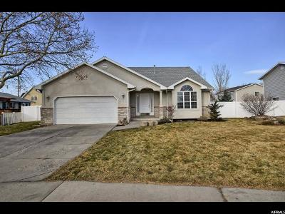 Provo Single Family Home For Sale: 1986 W 540 S