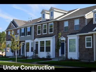 Salem Townhouse For Sale: 679 N 150 E