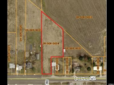 Lewiston Residential Lots & Land For Sale: 91 E Center N