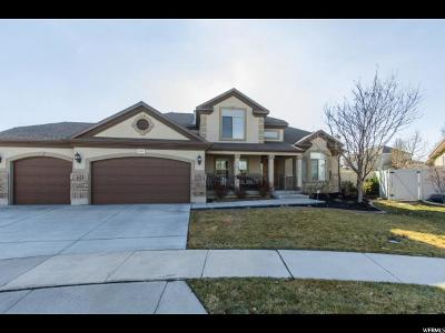 Riverton Single Family Home For Sale: 2831 W Warner Way