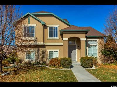 Tooele Single Family Home For Sale: 194 W 1430 N