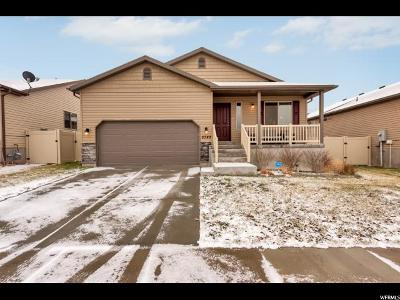 Magna Single Family Home For Sale: 8349 W Alpha Dr