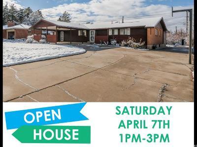 Brigham City Single Family Home For Sale: 251 N 600 E