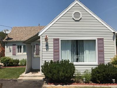 Smithfield Single Family Home For Sale: 161 E 400 S