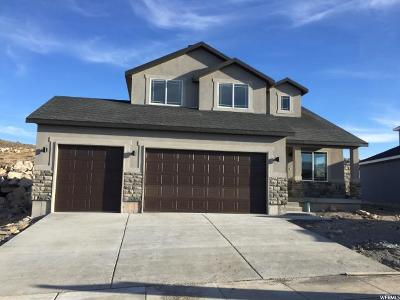 Eagle Mountain Single Family Home For Sale: 7688 N Weeping Cherry Ln #548