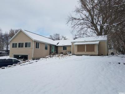 Springville Single Family Home For Sale: 1497 S Main